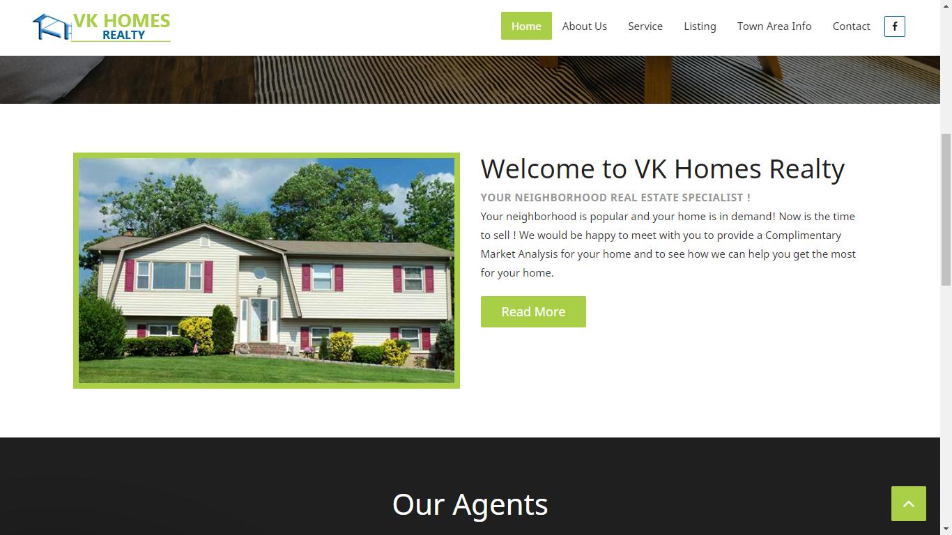 VK Homes Realty